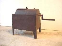 Torréfacteur de café à l'ancienne