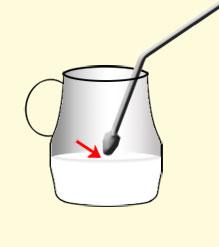 Etape n°1: Comment faire de la mousse de lait ?