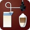 Système de mousseur à lait automatique