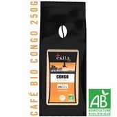 Café bio Congo