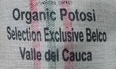 Sac de café bio Colombie Potosi