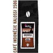 Café en grains Indonésie Sulawesi Kalossi 250g