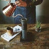 Mouture de café pour Aeropress